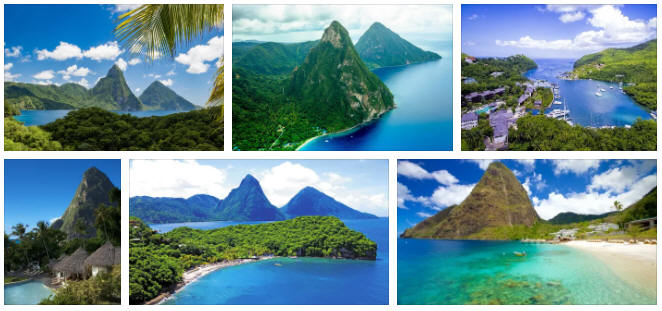 St. Lucia Energy and Environment Facts